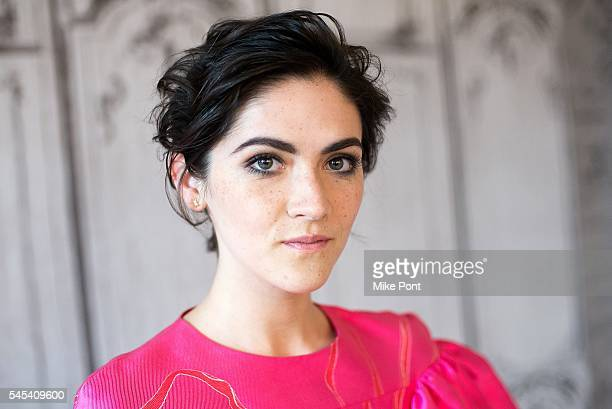 Actress Isabelle Fuhrman attends the AOL Build Speaker Series to discuss 'Dear Eleanor' at AOL Studios In New York on July 7 2016 in New York City