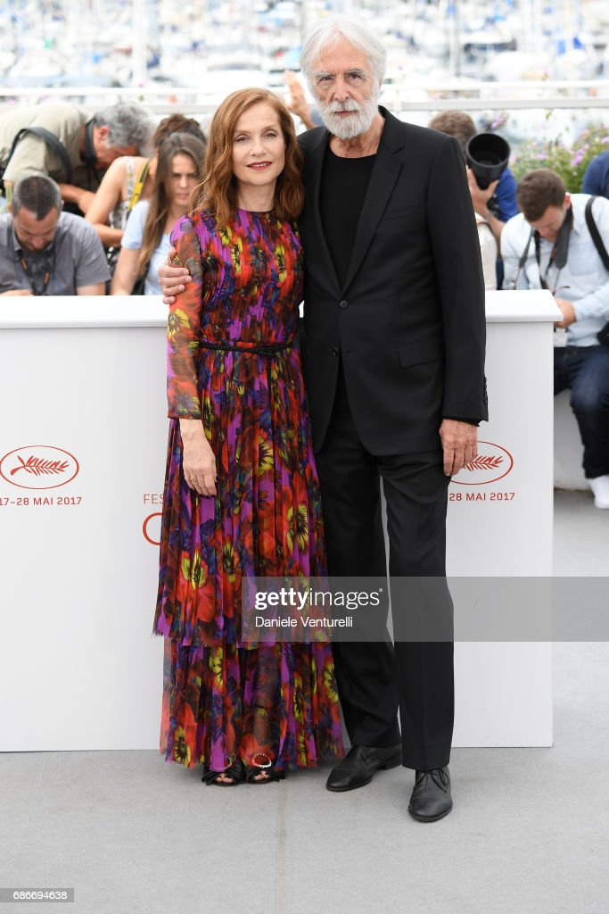 """Happy End"" Photocall - The 70th Annual Cannes Film Festival"