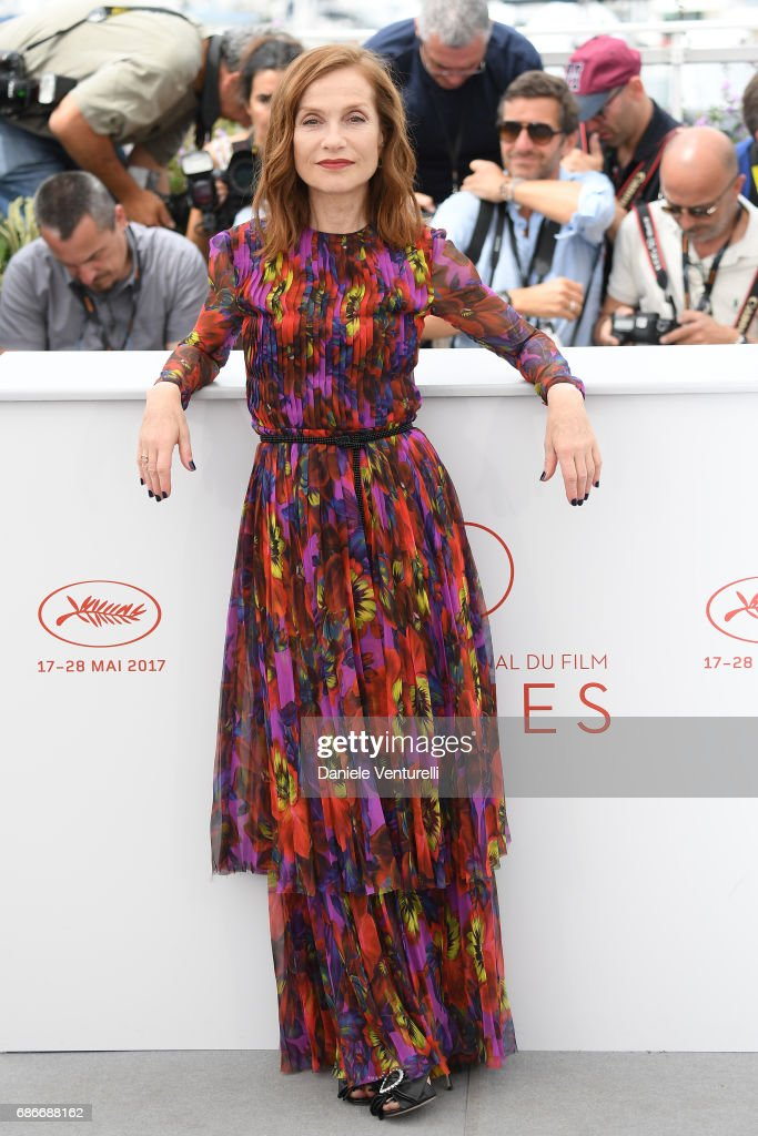 """""""Happy End"""" Photocall - The 70th Annual Cannes Film Festival : News Photo"""