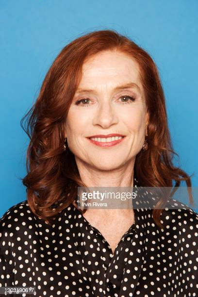 Actress Isabelle Huppert from 'Frankie' is photographed for the Wrap Magazine on September 9 2019 in Toronto Canada