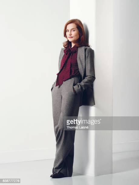 Actress Isabelle Huppert is photographed on November 3 2016 in Paris France PUBLISHED