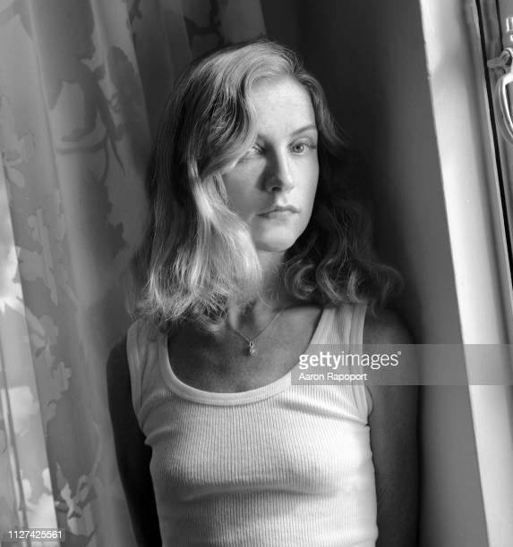 Actress Isabelle Huppert poses for a portrait in Los Angeles, California.
