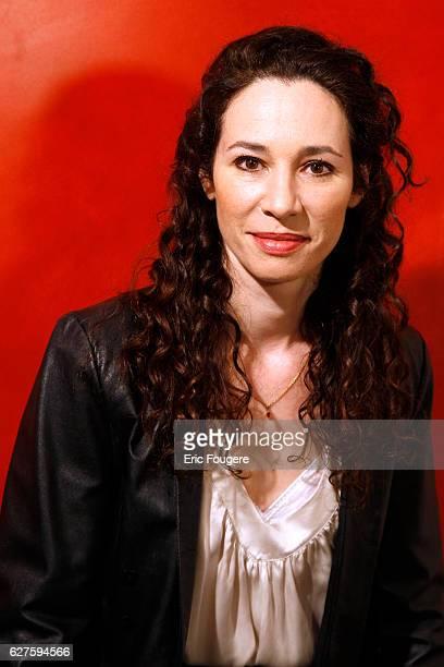 Actress Isabelle Le Nouvel Photographed in PARIS