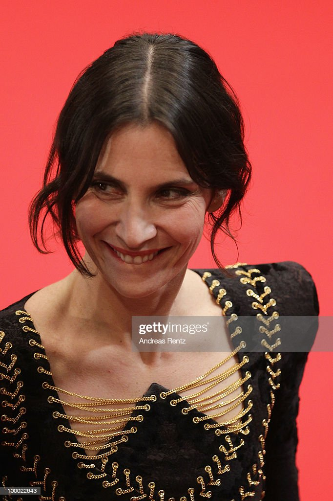 Actress Isabelle Ragonese attends the 'Rebecca H. (Return To The Dogs)' Premiere at the Palais des Festivals during the 63rd Annual Cannes Film Festival on May 20, 2010 in Cannes, France.