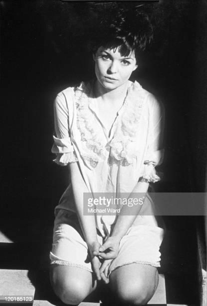 Actress Isla Blair, 1964.