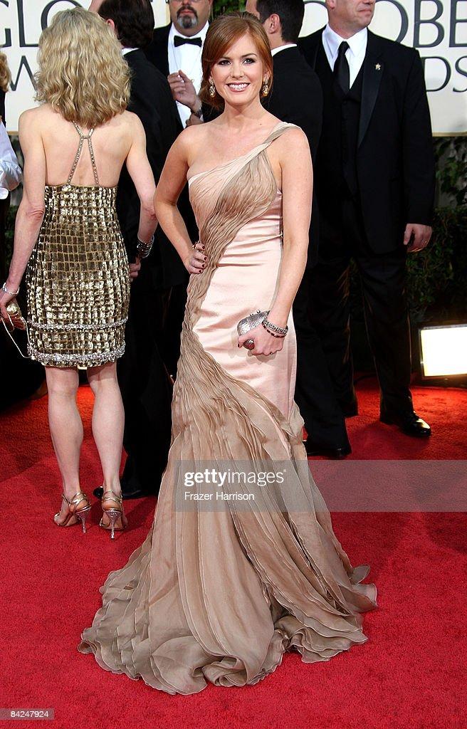 The 66th Annual Golden Globe Awards - Arrivals : Fotografia de notícias