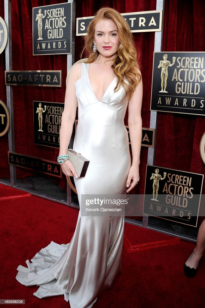 20th Annual Screen Actors Guild Awards - Red Carpet