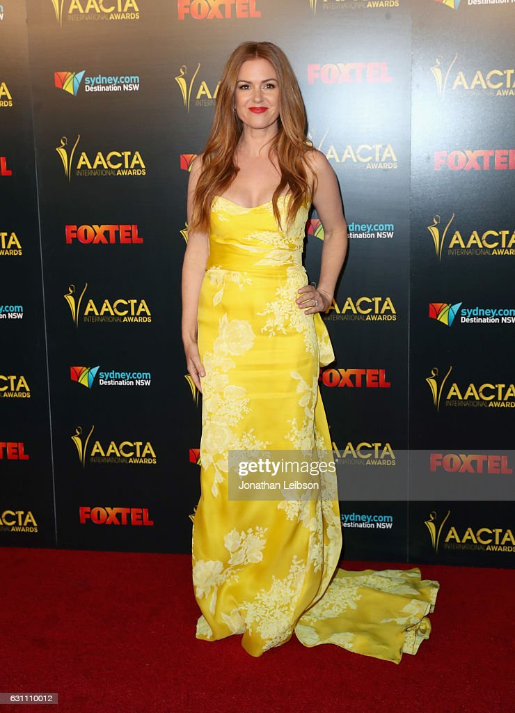 The 6th AACTA International Awards - Red Carpet
