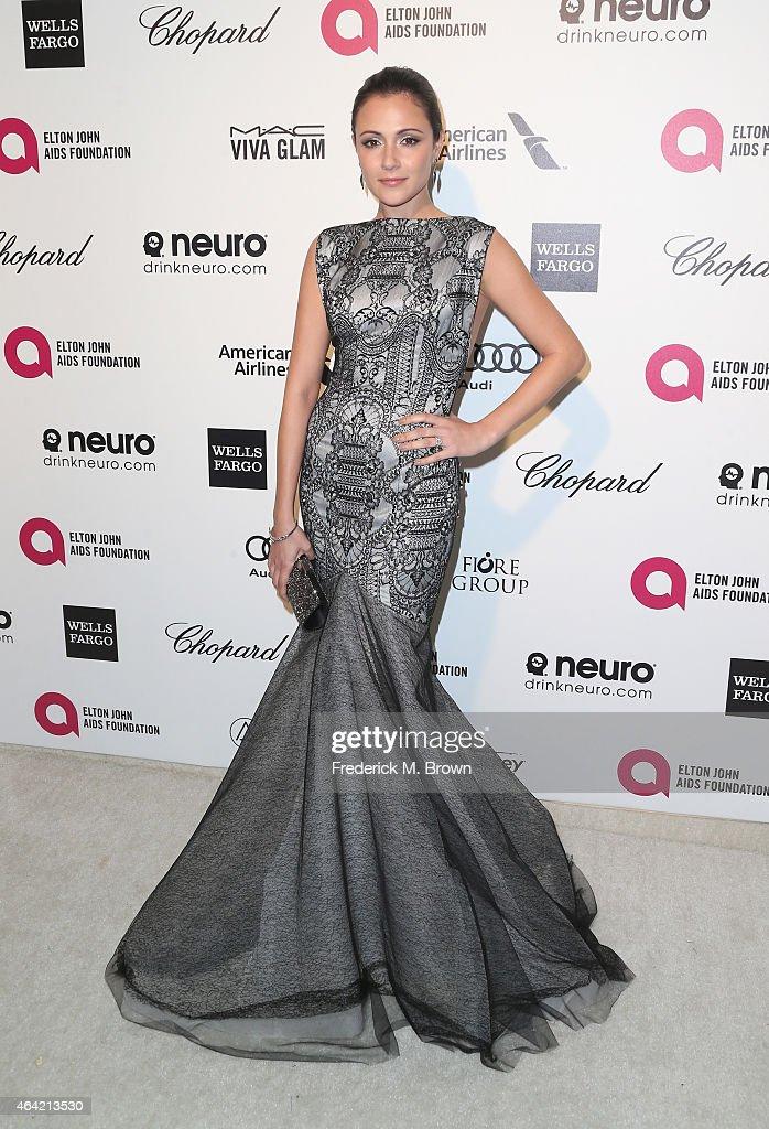 23rd Annual Elton John AIDS Foundation's Oscar Viewing Party - Arrivals : Photo d'actualité