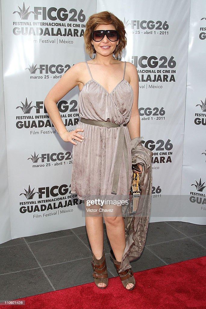 """The Harvest"" Gala Premiere: Guadalajara Film Festival FICG26 - Arrivals"