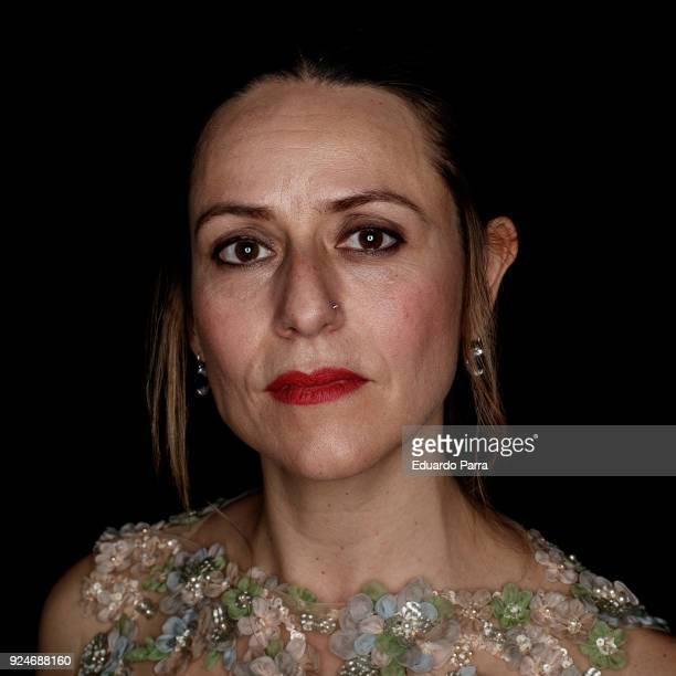 Actress Itziar Ituno attends the 'Fotogramas de Plata' awards at Joy Slava disco on February 26 2018 in Madrid Spain