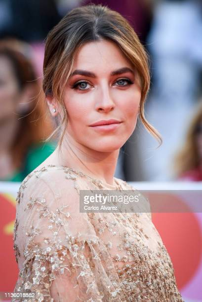 Actress Ivana Baquero attends Opening Day Red Carpet Malaga Film Festival 2019 on March 15 2019 in Malaga Spain