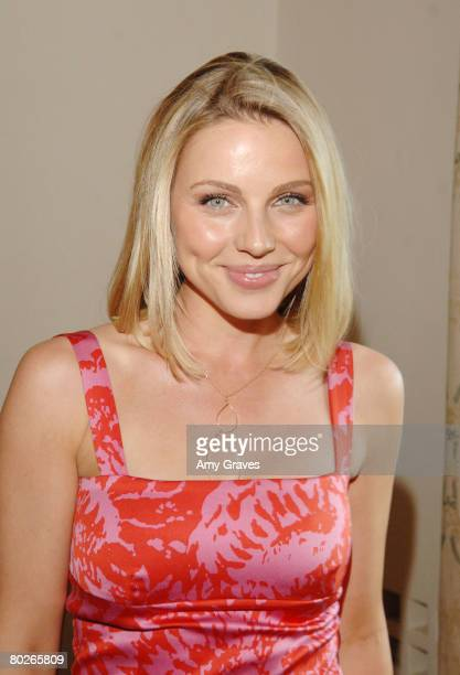 Actress Ivana Bozilovic attends the Santa Barbara Vintners' Foundation Benefit for Direct Relief International at the Four Seasons Biltmore Hotel on...