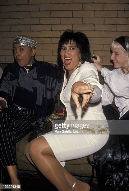Actress Jackee Harry attends 13th Annual Ceba Awards on October 18 1990 at the New York Hilton Hotel in New York City