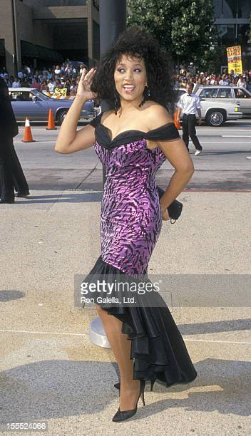 Actress Jackee Harry attends 40th Annual Primetime Emmy Awards on August 28 1988 at the Pasadena Civic Auditorium in Pasadena California