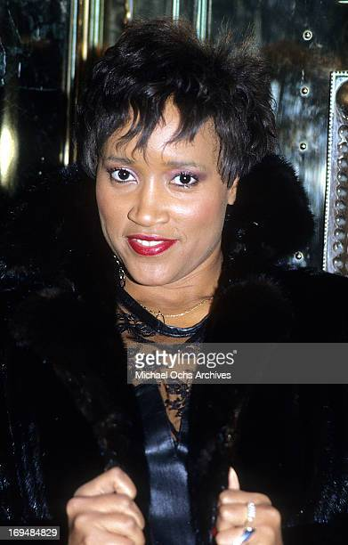 Actress Jackee Harry poses for a portrait in circa 1985