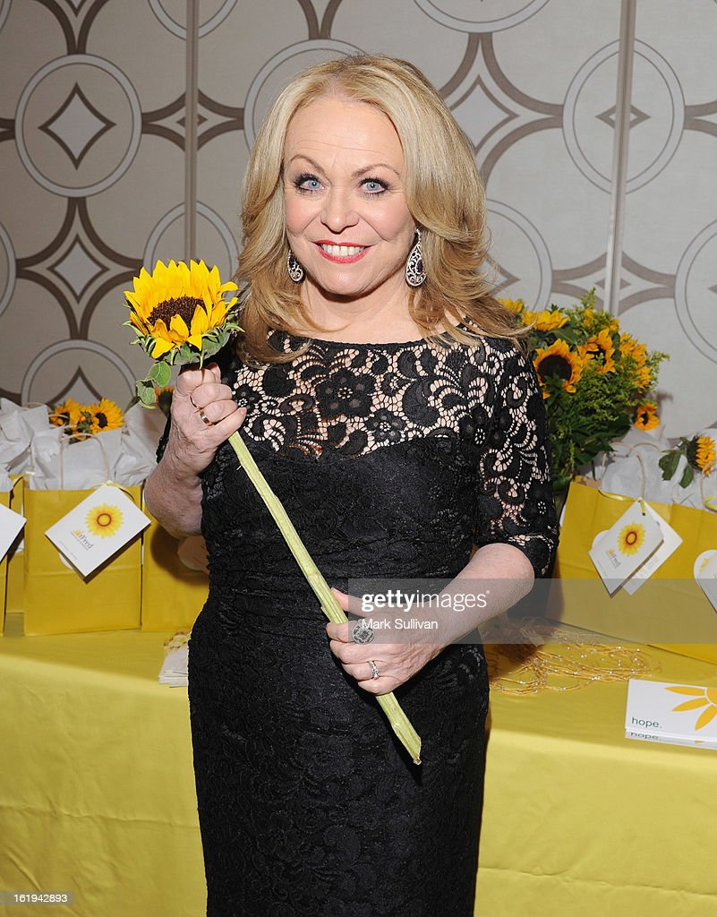 Actress Jacki Weaver attends the 2013 Writers Guild Awards Backstage Creations Celebrity Retreat on February 17, 2013 in Los Angeles, California.
