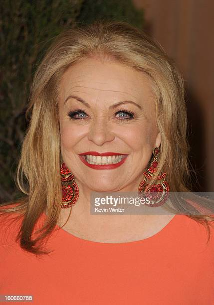 Actress Jacki Weaver attends the 85th Academy Awards Nominations Luncheon at The Beverly Hilton Hotel on February 4 2013 in Beverly Hills California