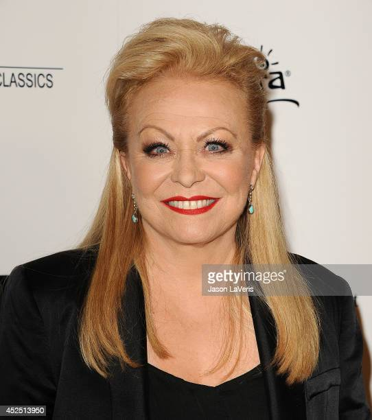 """Actress Jacki Weaver attends the premiere of """"Magic in the Moonlight"""" at Linwood Dunn Theater at the Pickford Center for Motion Study on July 21,..."""