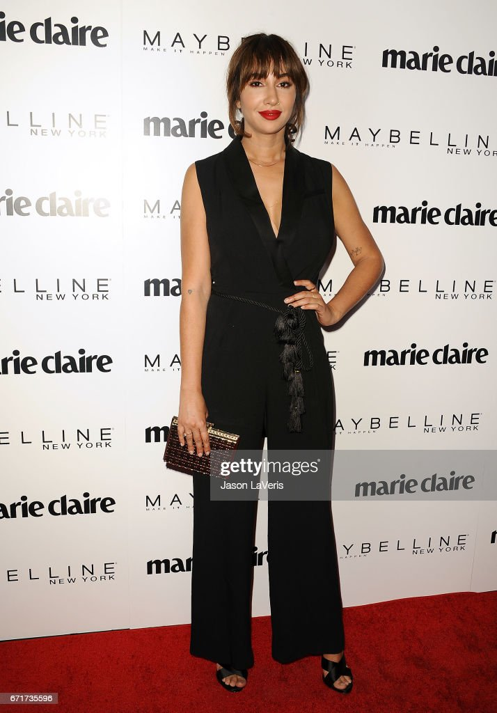 Actress Jackie Cruz attends Marie Claire's Fresh Faces event at Doheny Room on April 21, 2017 in West Hollywood, California.