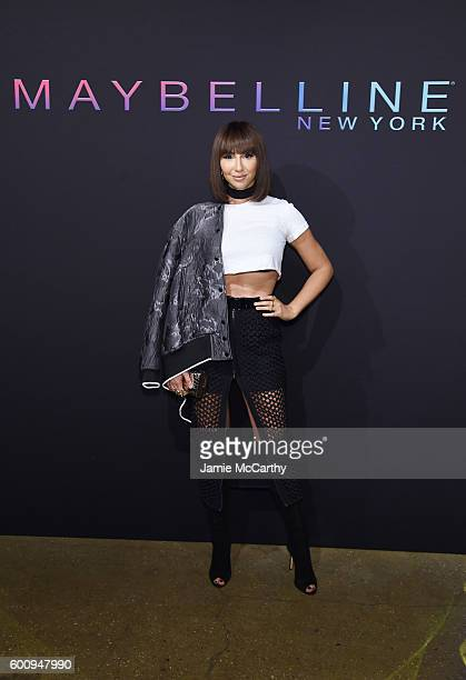 Actress Jackie Cruz attends the Maybelline New York NYFW KickOff Party on September 8 2016 in New York City