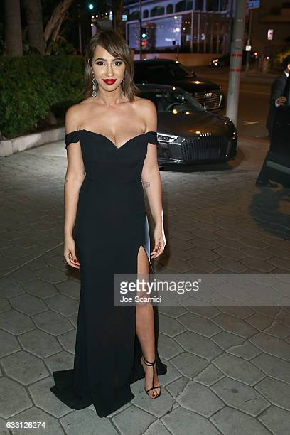Actress Jackie Cruz attends The Weinstein Company Netflix's SAG 2017 After Party presented by Audi at Sunset Tower Hotel on January 29 2017 in West...
