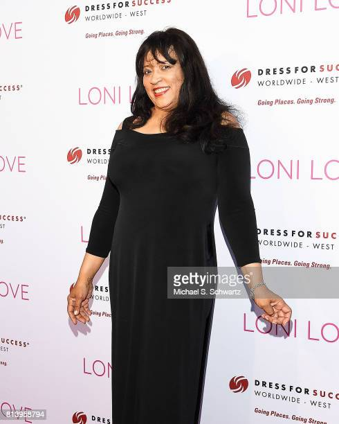Actress Jackie Harry attends Loni Love's Birthday Roast benefiting the Dress For Success charity at Hollywood Improv on July 12 2017 in Hollywood...