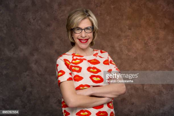 Actress Jackie Hoffman is photographed for Los Angeles Times on May 11 2017 in Los Angeles CaliforniaPUBLISHED IMAGE CREDIT MUST READ Ricardo...