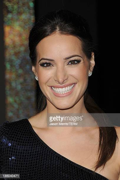 Actress Jackie Seiden arrives at the premiere of Warner Bros. Pictures' 'New Year's Eve' at Grauman's Chinese Theatre on December 5, 2011 in...