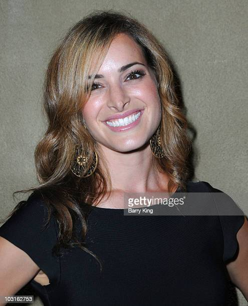 """Actress Jackie Seiden attends """"Jawbreaker"""" Musical performance at Bare on July 29, 2010 in Los Angeles, California."""