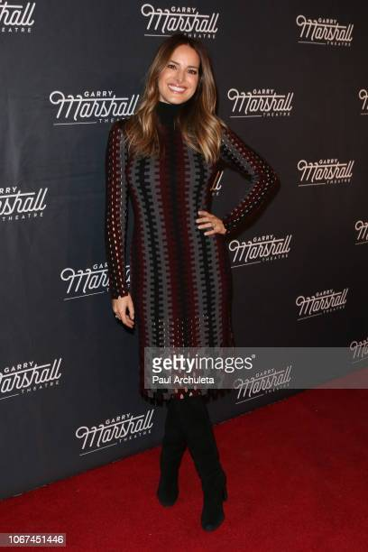 Actress Jackie Seiden attends the 2nd Annual Founder's Gala at the Garry Marshall Theatre on November 13, 2018 in Burbank, California.