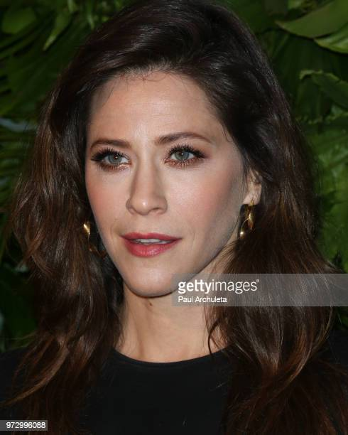Actress Jackie Tohn attends the Max Mara WIF Face Of The Future event at the Chateau Marmont on June 12 2018 in Los Angeles California