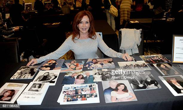 Actress Jackie Zeman attends The Hollywood Show held at The Westin Los Angeles Airport on January 7 2017 in Los Angeles California