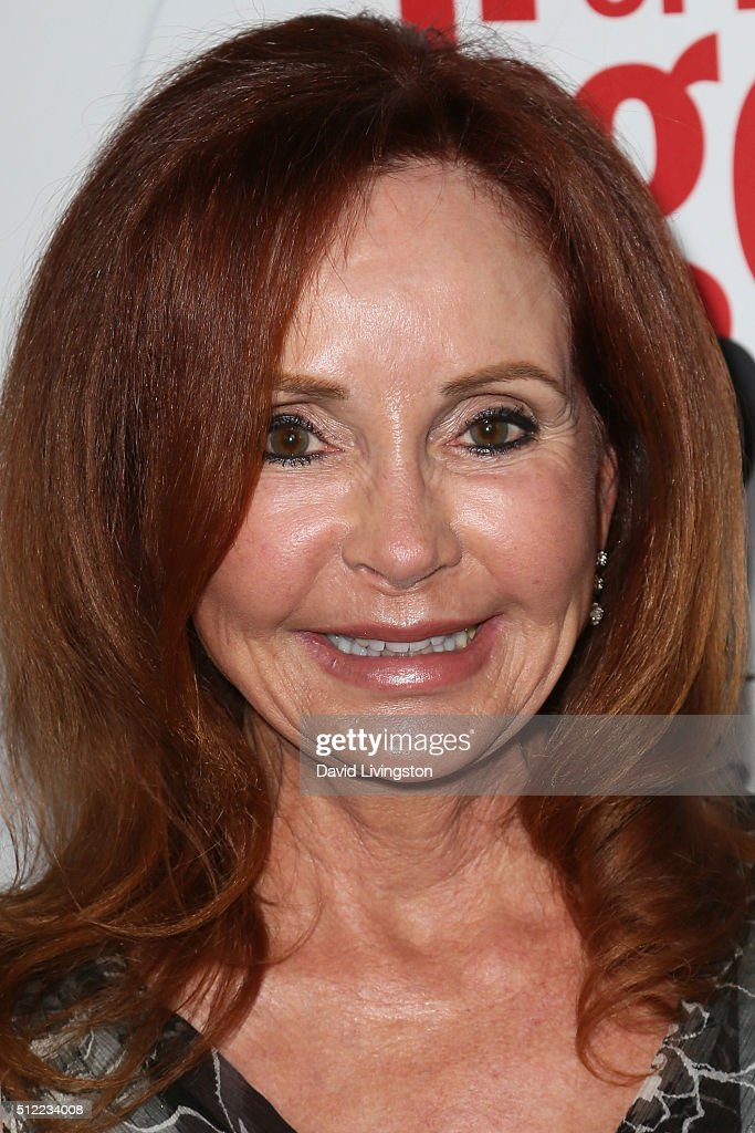 Actress Jacklyn Zeman arrives at the 40th Anniversary of the Soap Opera Digest at The Argyle on February 24, 2016 in Hollywood, California.