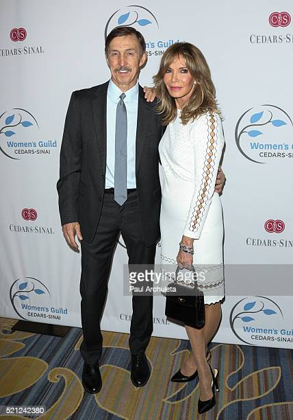 Actress Jaclyn Smith and her Husband Brad Allen attend the 2016 Women's Guild Annual Spring Luncheon at the Beverly Wilshire Four Seasons Hotel on...