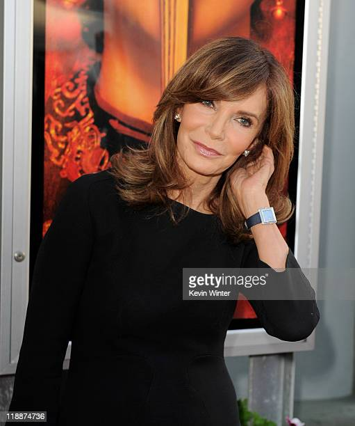 Actress Jaclyn Smith arrives at a screening of Fox Searchlights' Snowflower and the Secret Fan at Fox Studios' The Little Theater on July 11 2011 in...