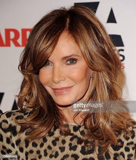 Actress Jaclyn Smith arrives at the AARP The Magazine's 10th Annual Movies For Grownups Awards at the Beverly Wilshire Four Seasons Hotel on February...