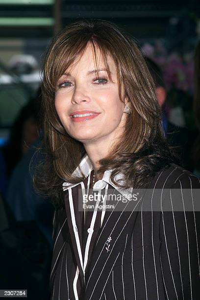 Actress Jaclyn Smith at Kmart to celebrate the return of the 'Bluelight Special' at the Astor Place Kmart in New York City Photo Evan Agostini /...