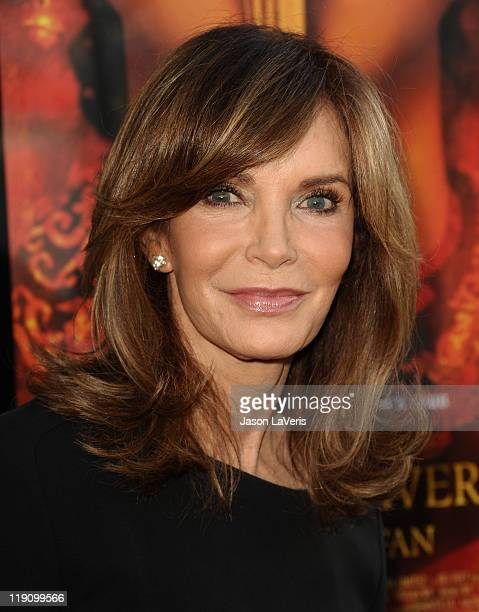 Actress Jaclyn Smith attends a screening of Snow Flower and the Secret Fan at Fox Studio Lot on July 11 2011 in Century City California