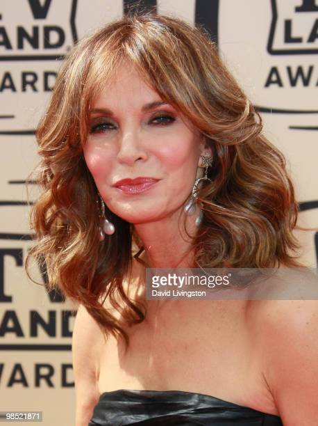 Actress Jaclyn Smith attends the 8th Annual TV Land Awards at Sony Studios on April 17 2010 in Culver City California