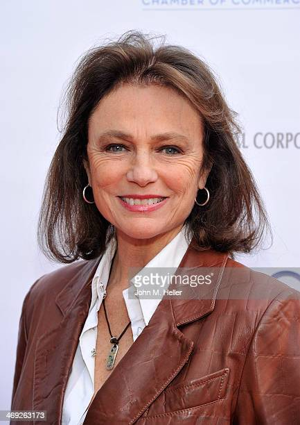 Actress Jacqueline Bisset attends the 3rd Annual Made In Hollywood Awards on February 13 2014 in Hollywood California