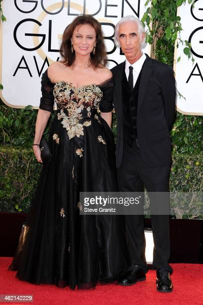 Actress Jacqueline Bisset attends the 71st Annual Golden Globe Awards held at The Beverly Hilton Hotel on January 12 2014 in Beverly Hills California