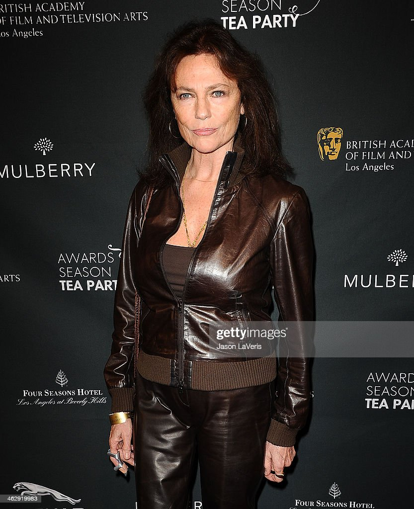 Actress Jacqueline Bisset attends the BAFTA LA 2014 awards season tea party at Four Seasons Hotel Los Angeles at Beverly Hills on January 11, 2014 in Beverly Hills, California.