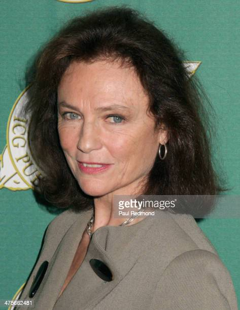 Actress Jacqueline Bisset attends The International Cinematographers Guild's 51st Annual Publicists Awards Luncheon at Regent Beverly Wilshire Hotel...