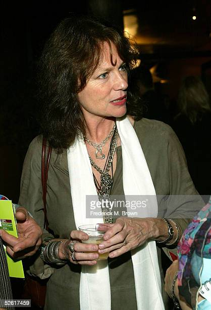 Actress Jacqueline Bisset attends the opening night reception for the 9th Annual City of Lights, City of Angels Film Festival held at the Directors...