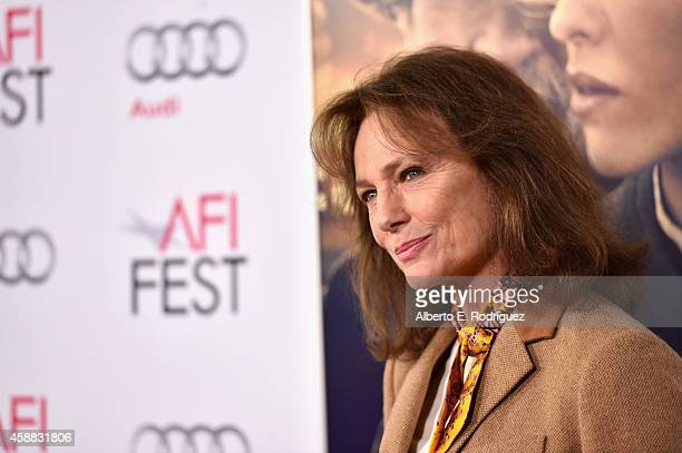 "Actress Jacqueline Bisset attends the screening of ""The Homesman"" during AFI FEST 2014 presented by Audi at Dolby Theatre on November 11, 2014 in..."