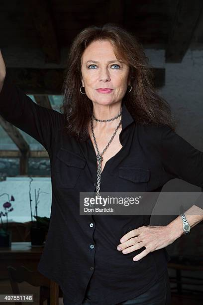 Actress Jacqueline Bisset is photographed for Los Angeles Times on October 9 2013 in Beverly Hills California CREDIT MUST READ Don Bartletti/Los...