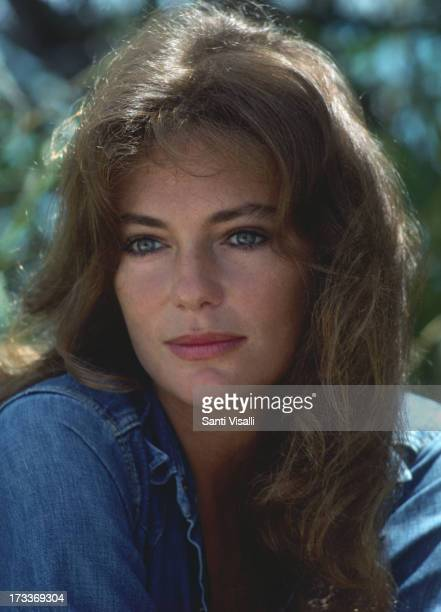 Actress Jacqueline Bisset posing for a portrait on November 15,1976 in Hamilton, Bermuda.