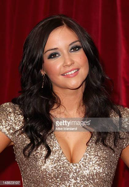 Actress Jacqueline Jossa attends the British Soap Awards at The London Television Centre on April 28, 2012 in London, England.