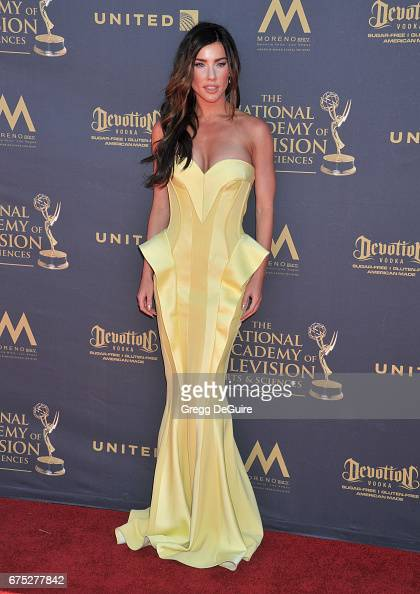 Actress Jacqueline MacInnes Wood arrives at the 44th ...